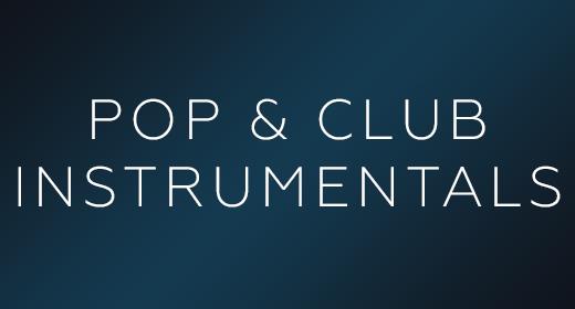 Pop & Club Instrumentals