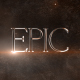Epic Cinematic Trailer - VideoHive Item for Sale