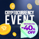 Cryptocurrency Event Broadcast Pack - VideoHive Item for Sale