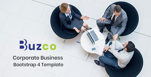 Buzco - Corporate Business HTML5 Template