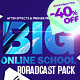 Big Online School Broadcast Pack - VideoHive Item for Sale
