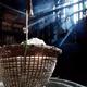 Salt basket hanging on fireplace - PhotoDune Item for Sale