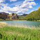 Reservoir of Sant Llorenc de Montgai in Lleida, Catalonia. - PhotoDune Item for Sale