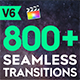Transitions and Sound FX + Bonus - VideoHive Item for Sale