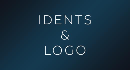 IDENTS & LOGO