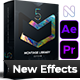 Montage Library - Most Useful Effects - VideoHive Item for Sale