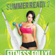 Multipurpose Flyer - Fitness, Music, Product etc. - GraphicRiver Item for Sale