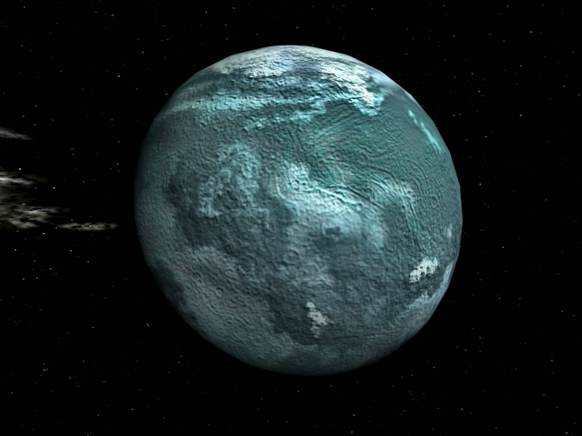 Planet Orional - 3DOcean Item for Sale