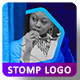 Modern Dynamic Stomp Logo | Instagram Story Size Included - VideoHive Item for Sale
