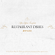 Restaurant Dishes - VideoHive Item for Sale