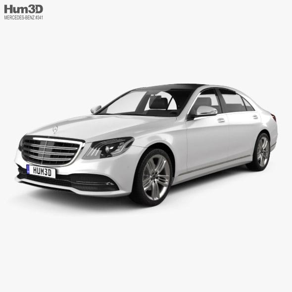 Mercedes-Benz S-class (V222) 2017