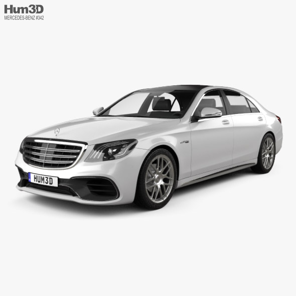 Mercedes-Benz S-class (V222) AMG 2017