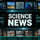 Corporate Economics Science News Broadcast Full Package - VideoHive Item for Sale