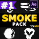 Dynamic Cartoon Smoke | After Effects - VideoHive Item for Sale