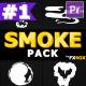 Dynamic Cartoon Smoke | Premiere Pro MOGRT - VideoHive Item for Sale