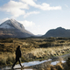 Exploring Glen Etive in Scotland - PhotoDune Item for Sale