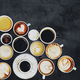 Coffee cup collection - PhotoDune Item for Sale