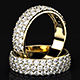 Jewelry Render Black Scene Setup 3Ds Max and VRay