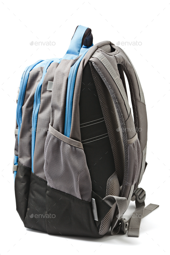 Backpack isolated - Stock Photo - Images