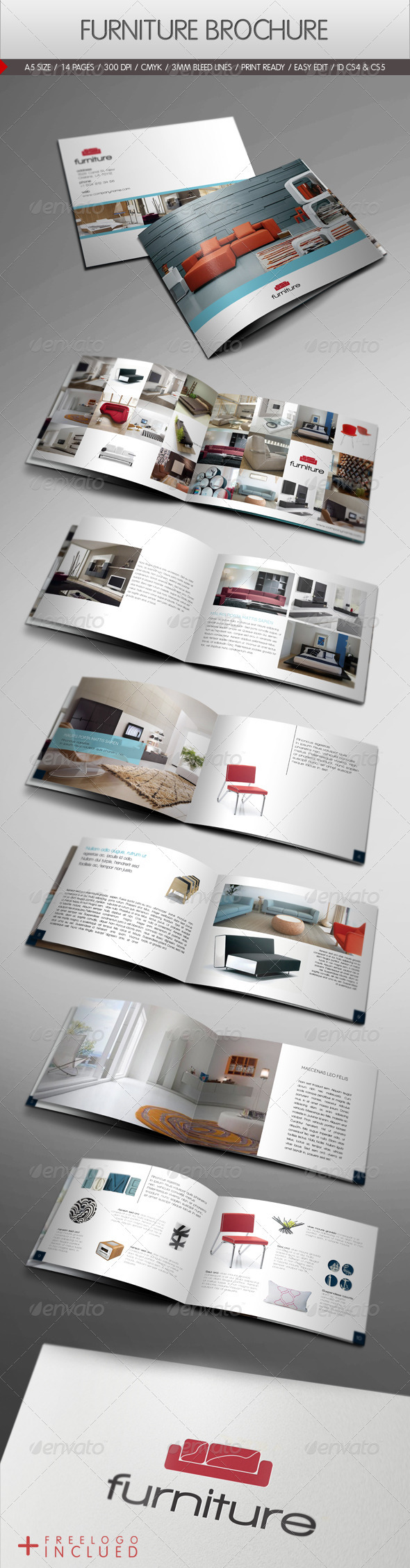 Furniture Brochure - Corporate Brochures