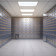 Safe deposit boxes room inside of a bank vault. - PhotoDune Item for Sale