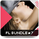 Party Flyers Bundle 3in1 #7 - GraphicRiver Item for Sale
