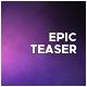 Epic Teaser - VideoHive Item for Sale