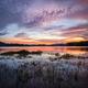 sunset over lake - PhotoDune Item for Sale