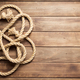 ship rope at wooden background texture - PhotoDune Item for Sale