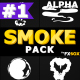 Dynamic Cartoon Smoke | Motion Graphics Pack - VideoHive Item for Sale