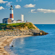 Montauk Lighthouse and beach - PhotoDune Item for Sale