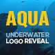 Underwater Logo Reveal | Aquaman Style - VideoHive Item for Sale