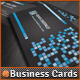 Digitally Quick Response Business Cards Designs - GraphicRiver Item for Sale
