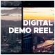 Digital Demo Reel - VideoHive Item for Sale