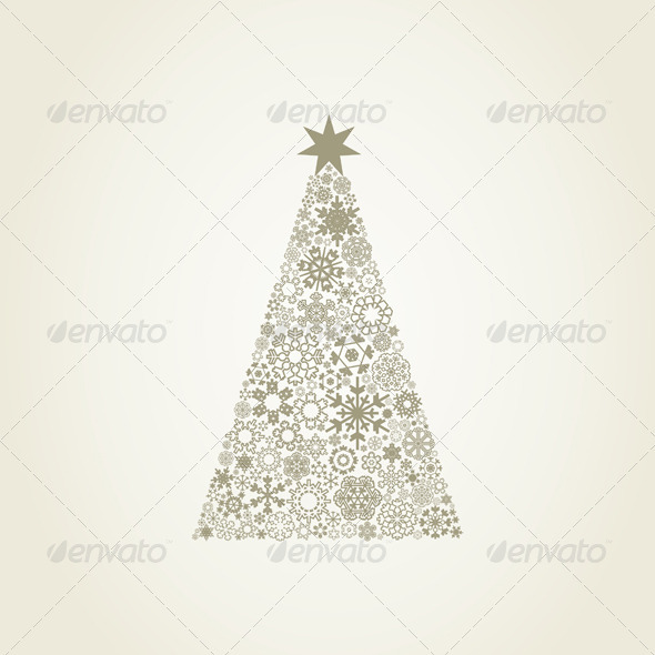 Celebratory Tree7 - Christmas Seasons/Holidays