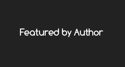 Featured by Author