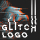 Fish Glitch Logo Reveal - VideoHive Item for Sale