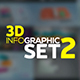 3D Infographics Set 2 - VideoHive Item for Sale
