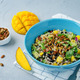 Mango black bean arugula pumpkin seed quinoa salad - PhotoDune Item for Sale