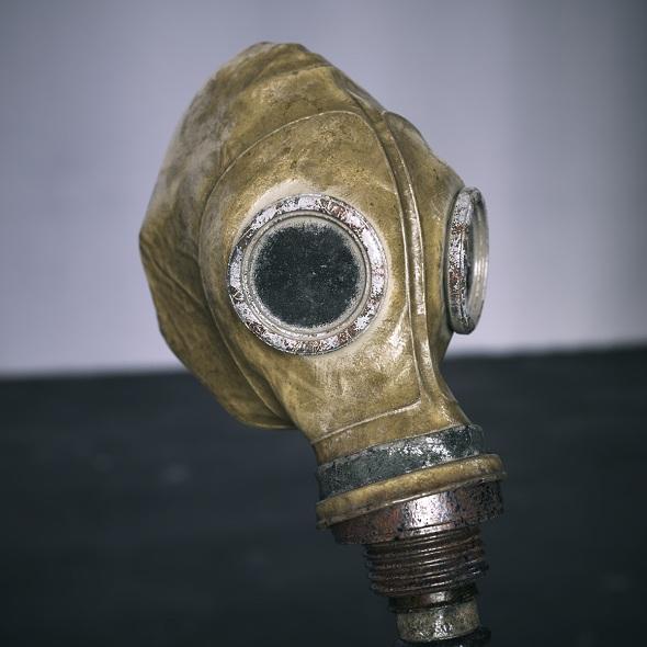 Gas Mask Soviet