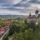 Medieval Bran castle. Brasov Transylvania, Romania - PhotoDune Item for Sale