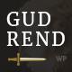 Gudrend - Lawyer Consultation WordPress Theme