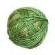 skein of green melange yarn isolated on white - PhotoDune Item for Sale