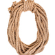 bight of thick natural jute rope isolated - PhotoDune Item for Sale