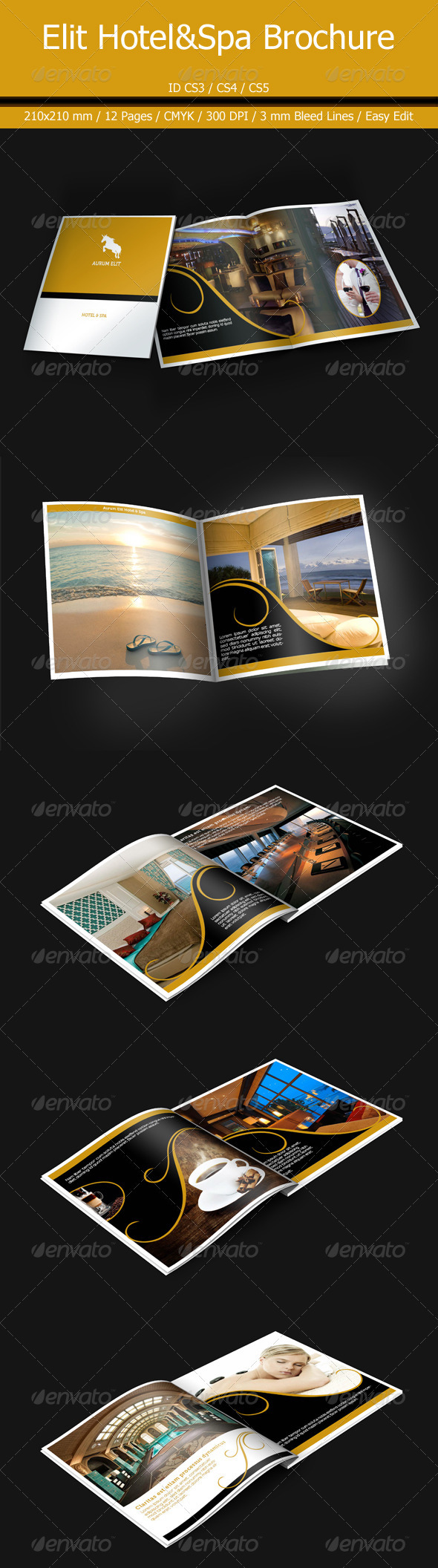 Aurum Elit Hotel&Spa Brochure - Corporate Brochures