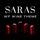 Saras - Wine WordPress Theme