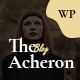 Acheron - Cretive Blog WordPress Theme