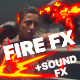 Fire Elements Pack | Apple Motion - VideoHive Item for Sale