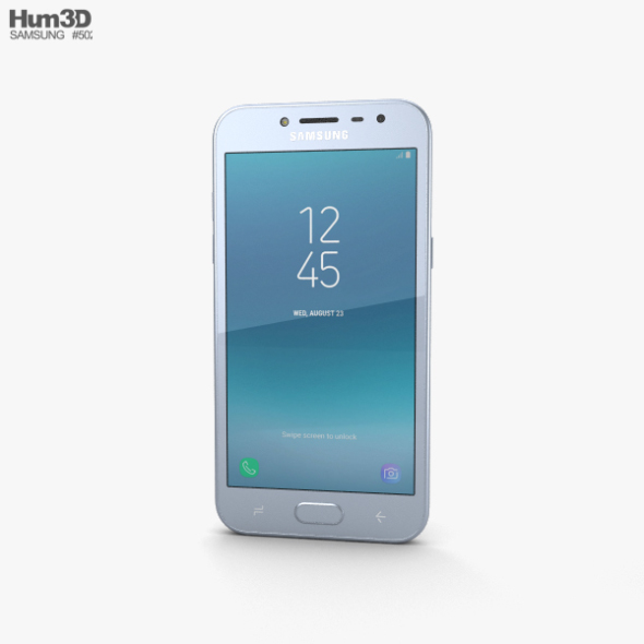 Samsung Galaxy J2 Pro Blue