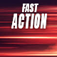 Fast Chase Percussion Logo
